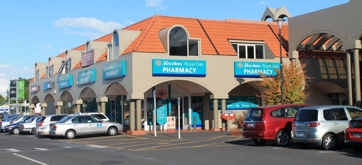 Unichem Pharmacy Chemist in Royal Oak, Auckland