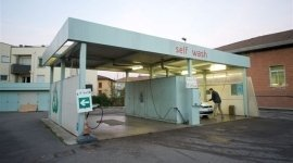 lavaggio auto, lavaggio self service, distributore benzina