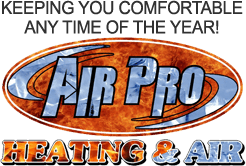 Air Pro Heating & Air company logo
