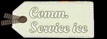 Comm. Service ICE