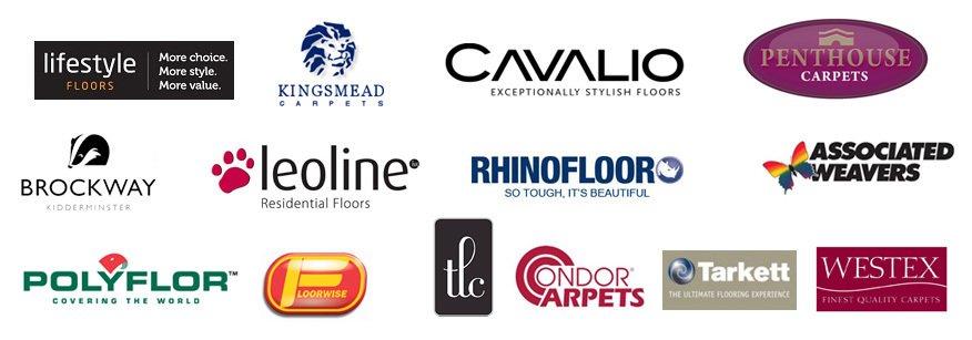 lifestyle CAVALIO KINGSMEAD logos