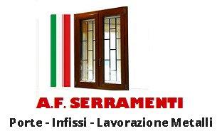 AF Serramenti logo