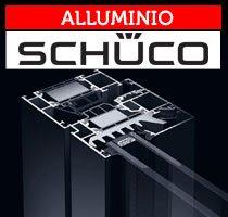 guida in alluminio schuco