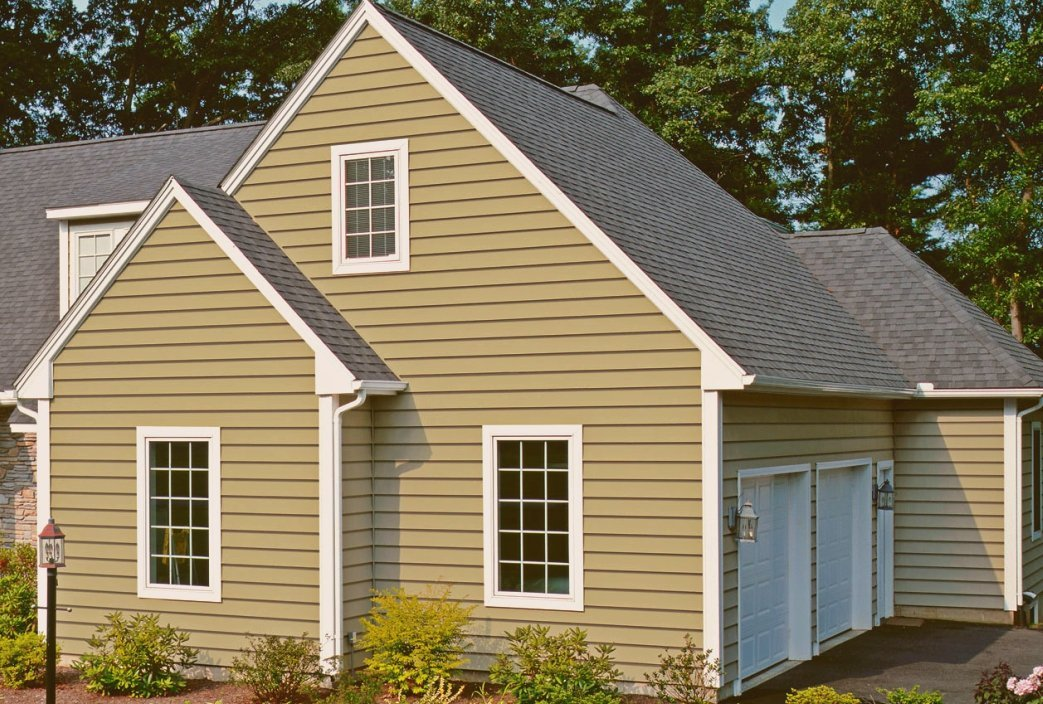 Types of design your own home siding easy ways for Cheapest way to build a house foundation