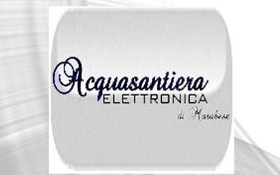 Acquasantiera Elettronica