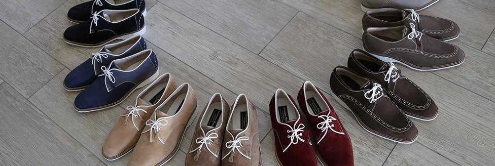 производство мужской обуви