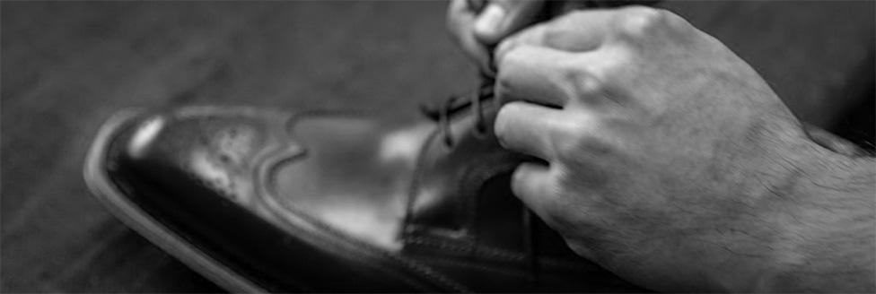 produzione scarpe uomo