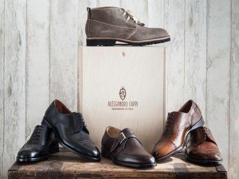 produzione scarpe