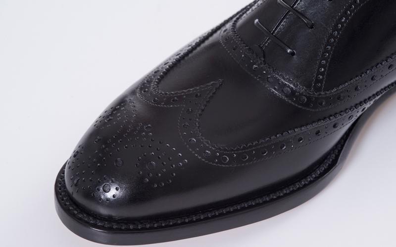 black oxford detail modena
