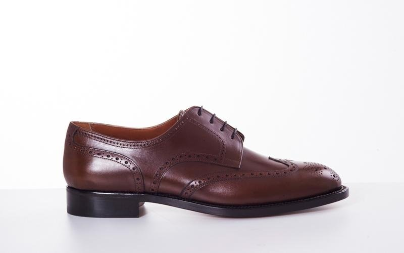 обувь дерби модена