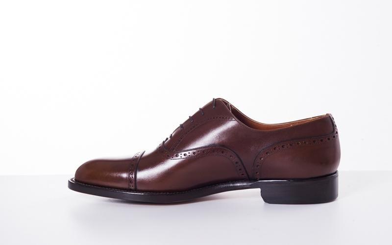 scarpa francesina uomo modena