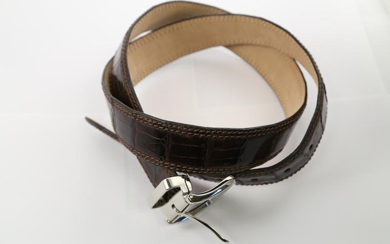 Men's coconut belt