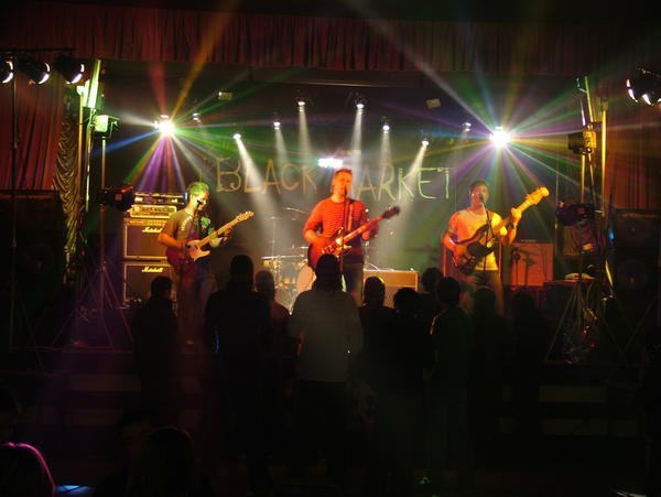Live music event taking place in The Workman's in Warsop
