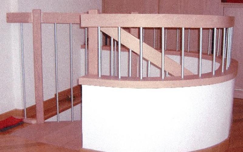Scale per interni su misura monza brianza scale mauri - Scale classiche per interni ...