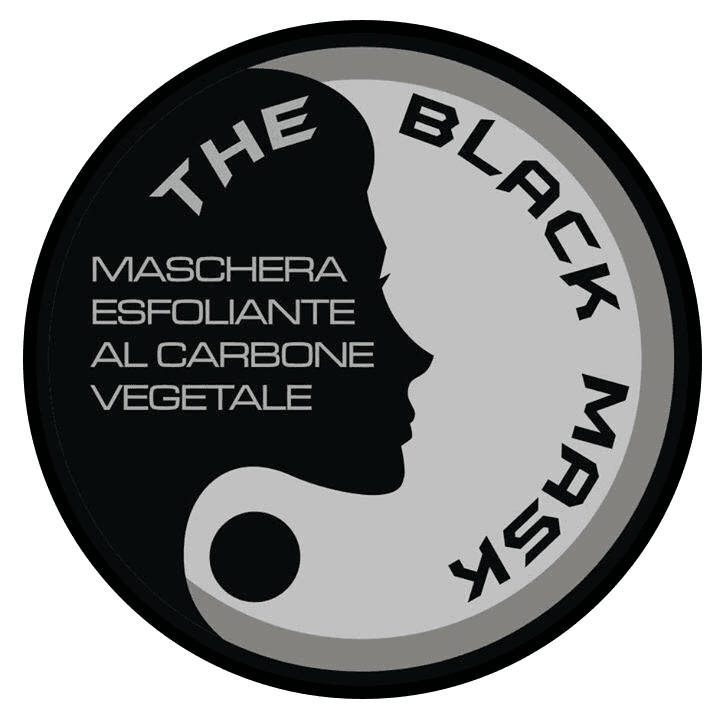 the black mask logo