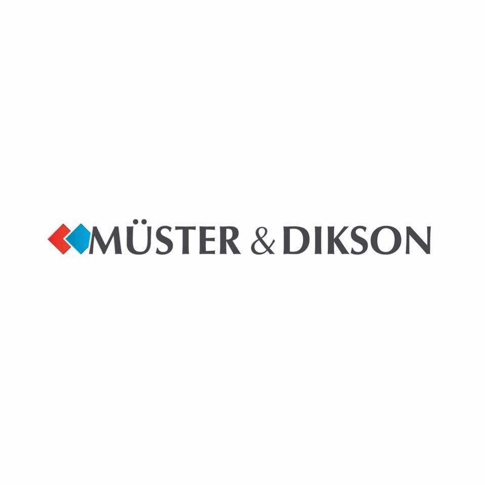 muster&dikson logo