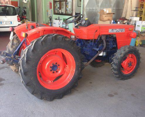noleggio  macchinari agricoli