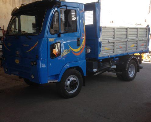 Nolo camion agricolo