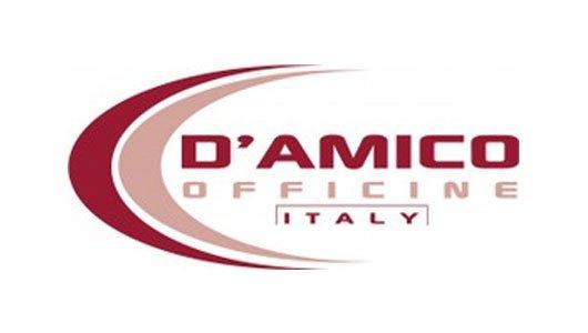 D'Amico officine italy - Logo