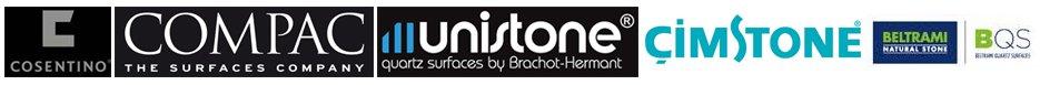 COMPAC CIMSTONE BQS logos