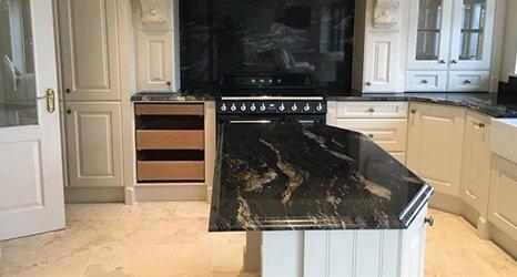 kitchen granite worktop