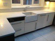 attractive granite worktop