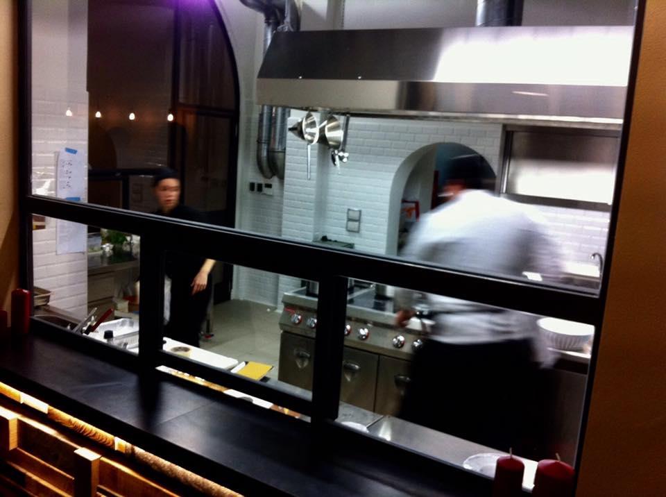 cucina cuochi