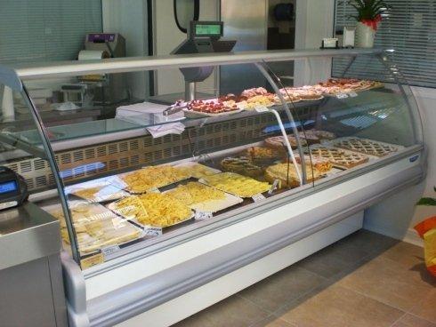 Banco frigo per pasta fresca