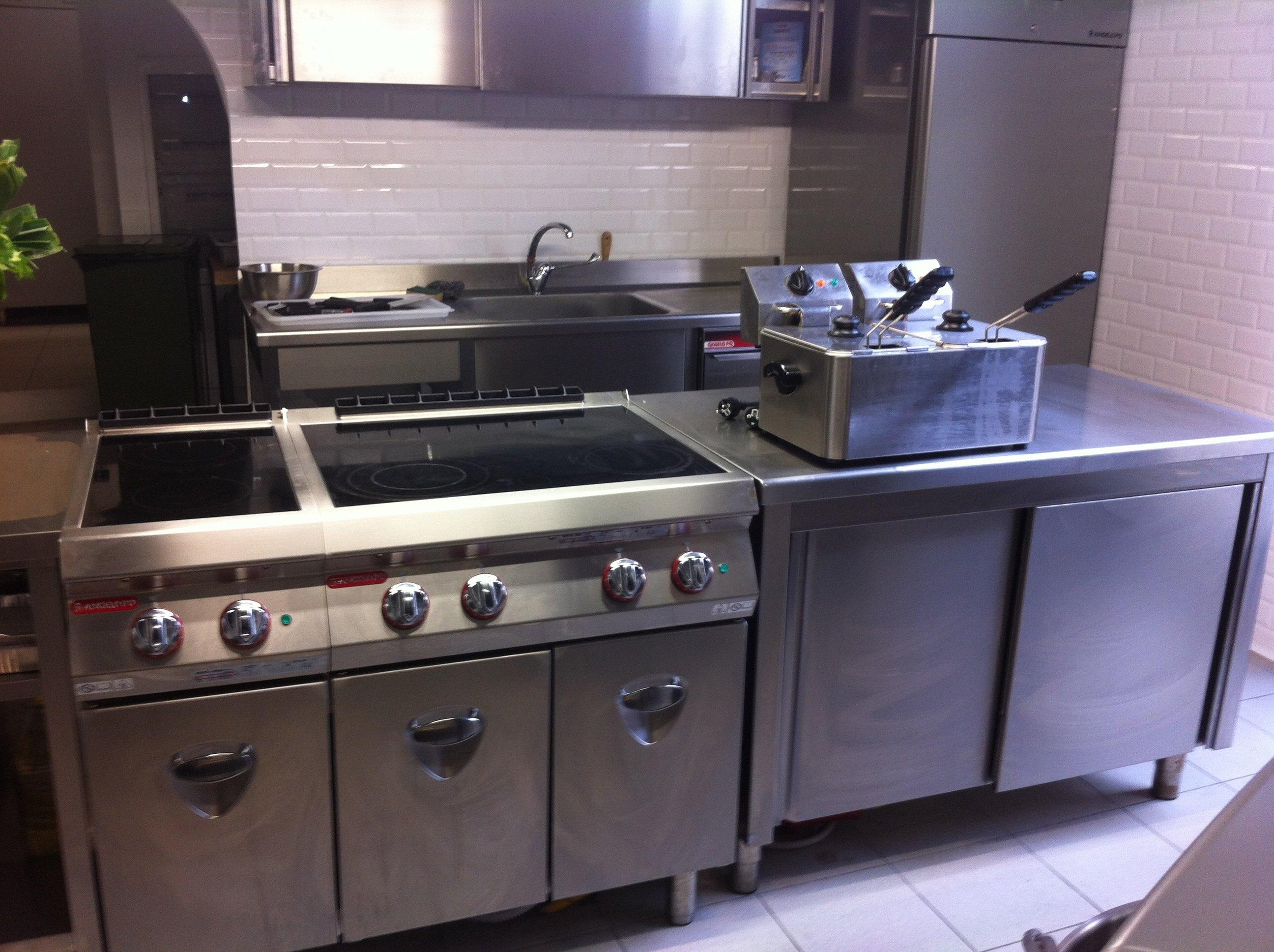 cucina fornelli