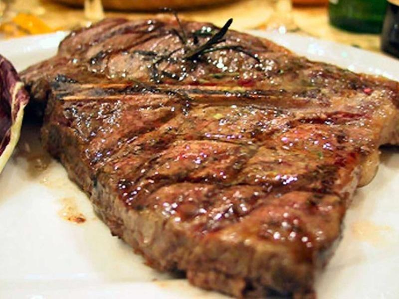 menu di carne