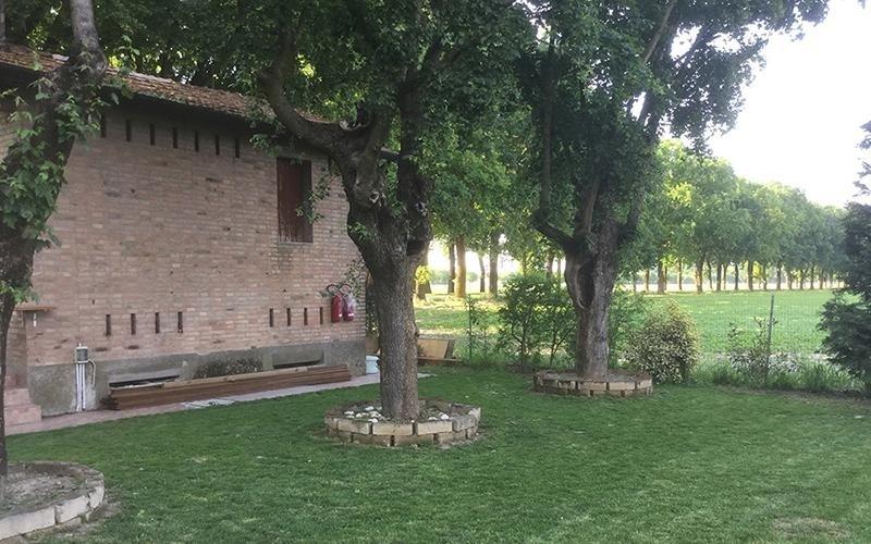 Trattoria con giardino