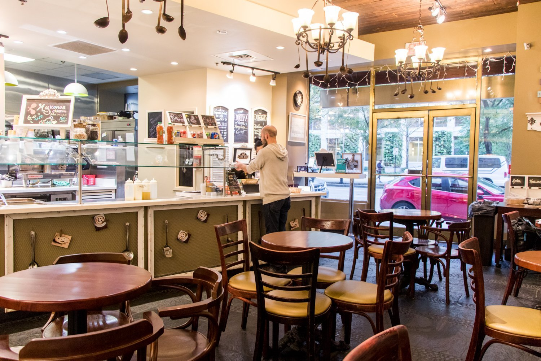 Cafe Med Menu Boston