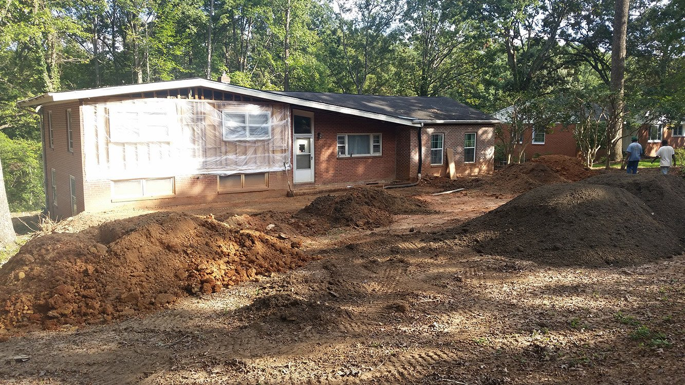 Demolition & Landscaping