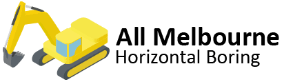 all melbourne horizontal boring business logo