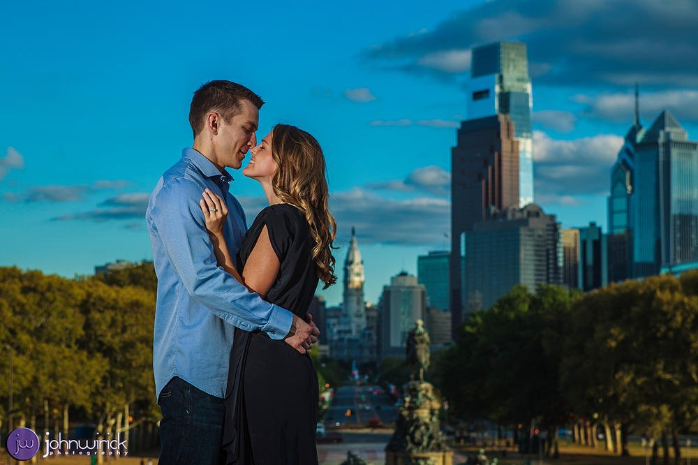 engagement photography Philadelphia, pa