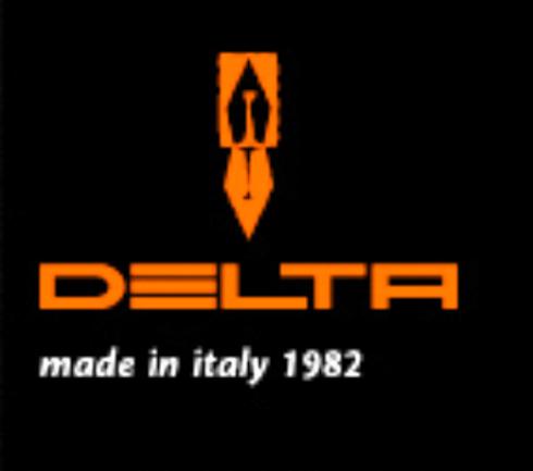 Vasto assortimento di penne stilografiche e ad inchiostro Delta Pen