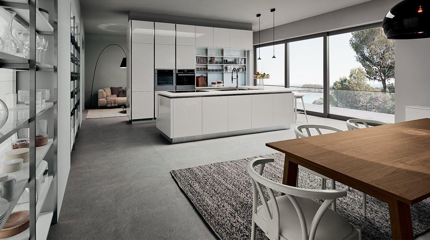 Beautiful cucine moderne veneta cucine images design - Cucine veneta torino ...