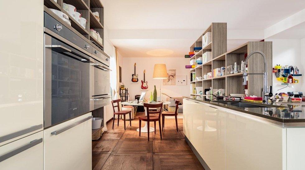 Arredamenti per cucine torino magica mobili for Mobili cucine torino
