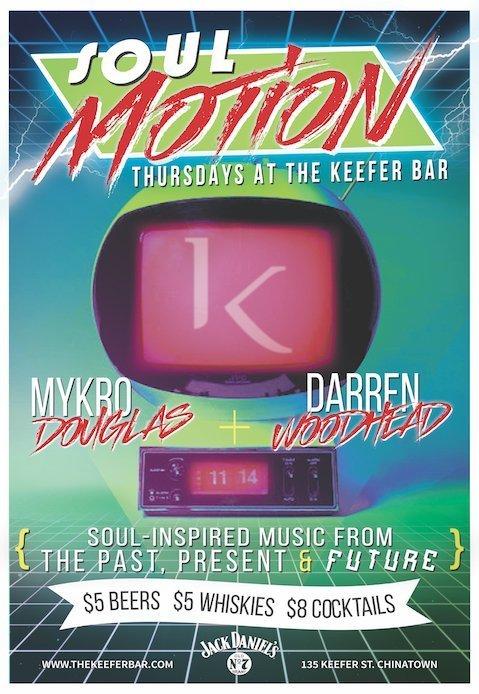 Thursday Soul Motion