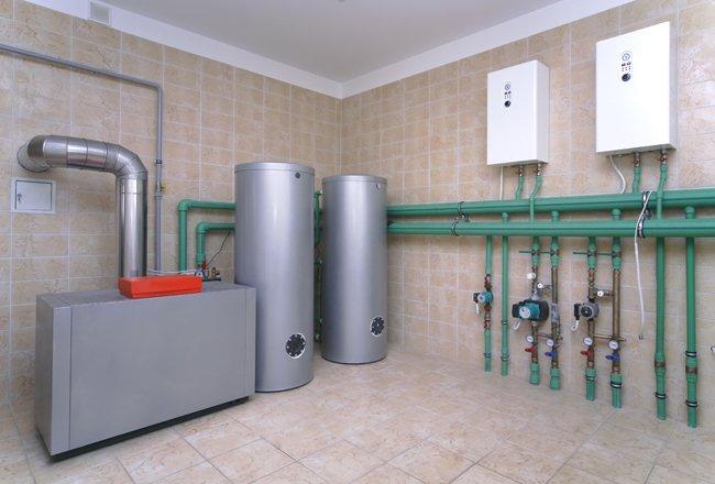 Impianti di riscaldamento e tubature verdi