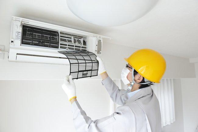 pulizia climatizzatore