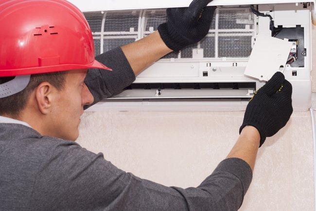 Installazione scheda climatizzatore