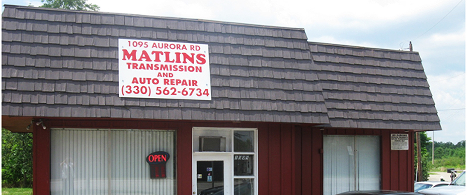 Car transmission services in Aurora, OH