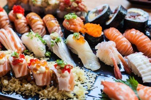specialita locali giapponesi