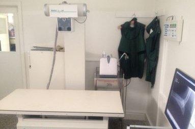 kardinia veterinary clinic and hospital xray room