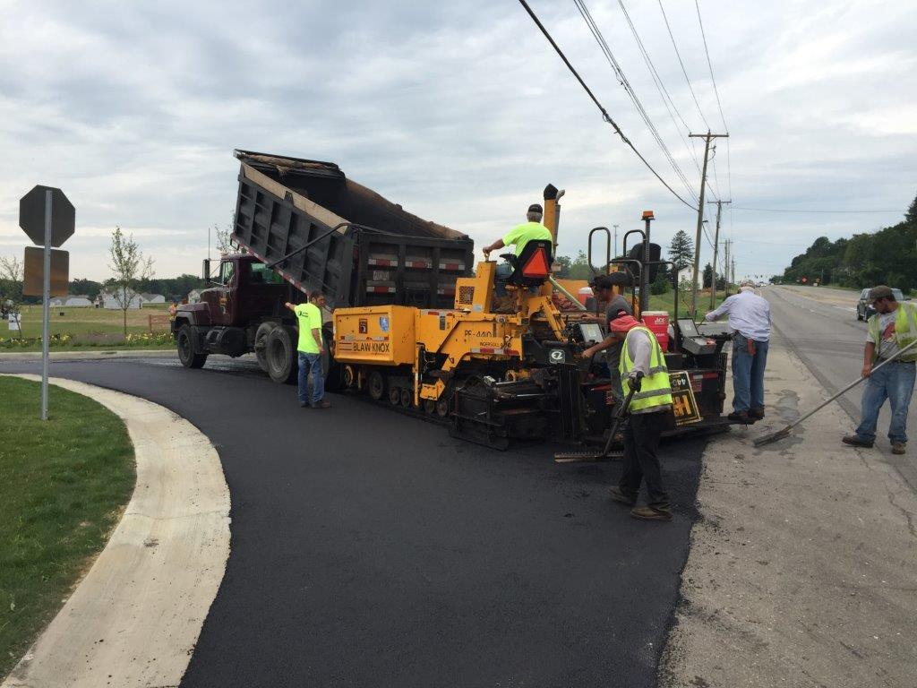 Commercial Paving Contractor Cleveland, OH