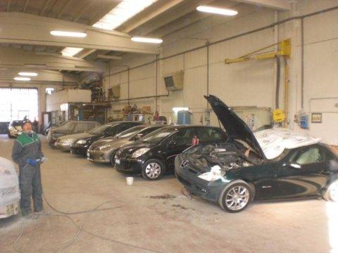 Banco prova auto Ferrara