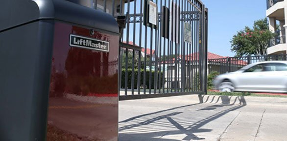 LiftMaster Gate Operators and Access Control Systems