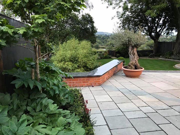 Custom designed gardens 4d garden design construction ltd for 4d garden design