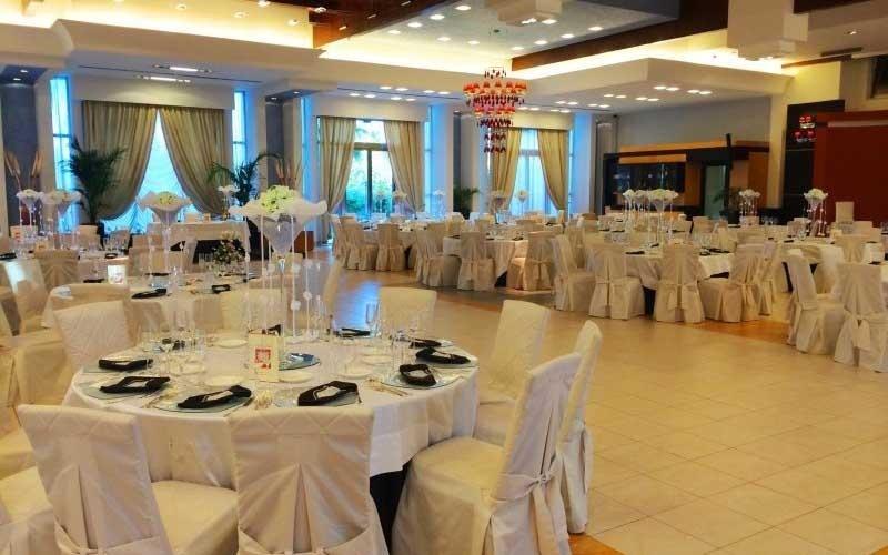 sala ninfea matrimoni e buffet